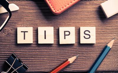 Hinweise & Tipps